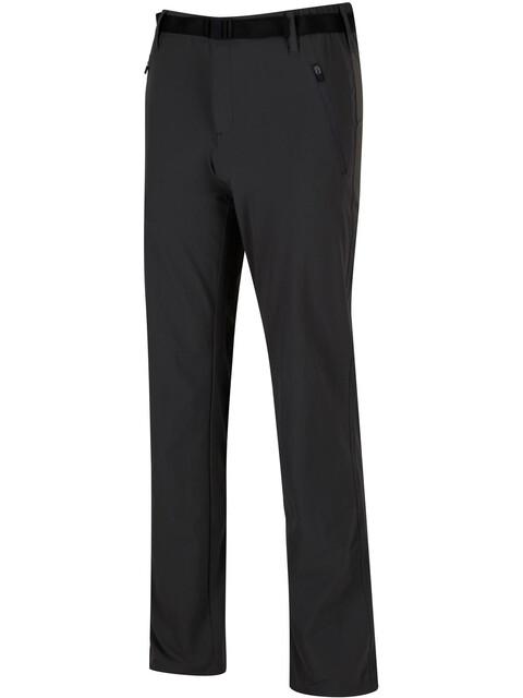 Regatta Xert Stretch II - Pantalon long Homme - Regular noir